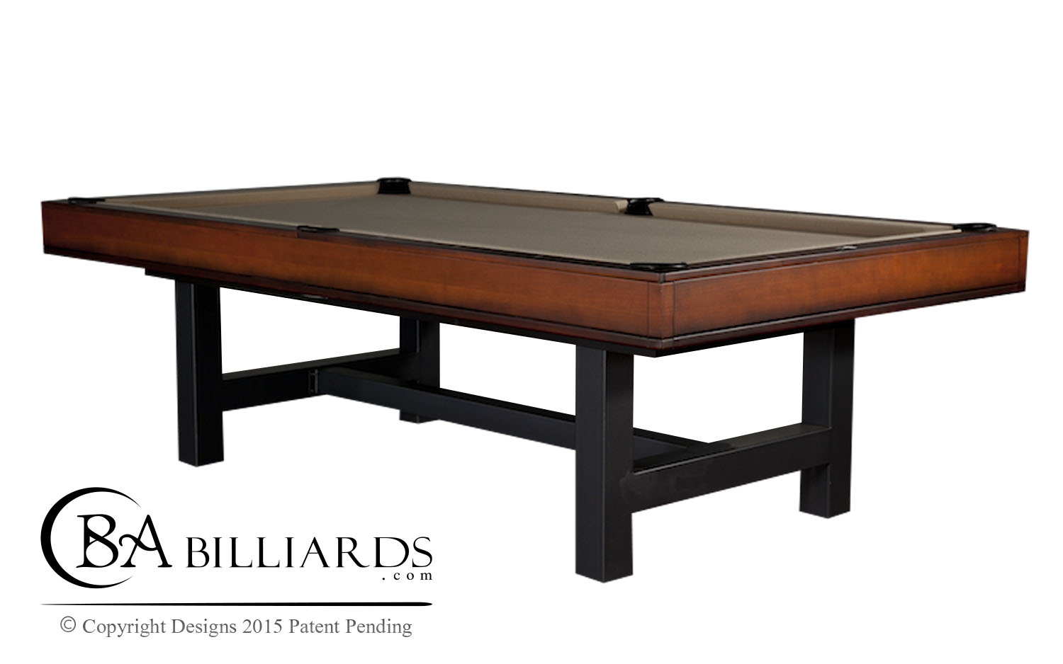 Amante pool table