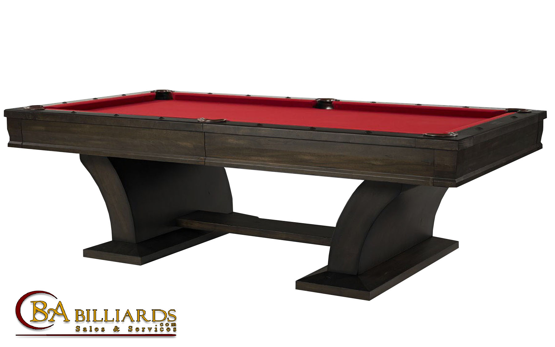 Cascade pool table