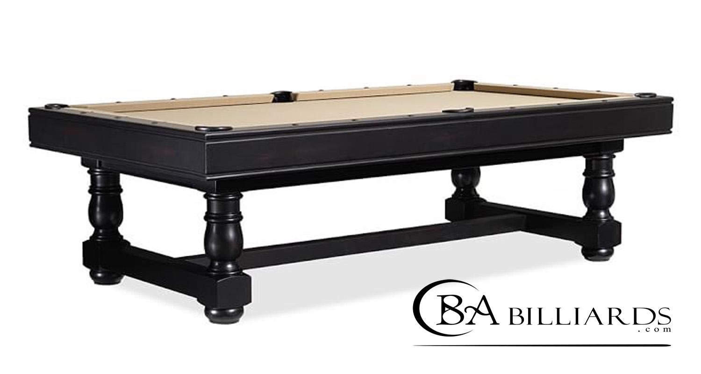 Turned Leg Pool Tables Billiard Tables Babilliards Com